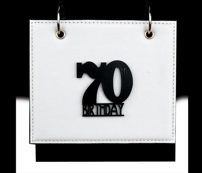 MTDAL-70LN $11.95 Designer Leather Flip Photo Albums. 36 Photos 4x6 Designed _ Decorated In Australia