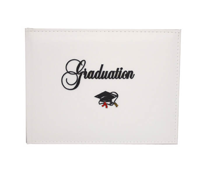 WDG-GRD $19.95 Premium Leather Guest Books. Contains 36 Pages (Best Wishes, Guests, Gifts) Designed _ Decorated in Australia